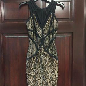 Forever 21 Mini Lace Dress Medium EUC